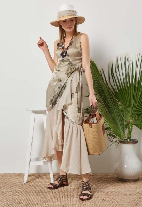 Brooklyn Maxi Dress