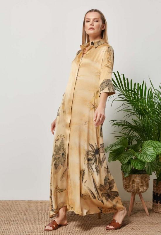 Cara Maxi Dress